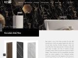 Finest porcelain slab tiles manufacturer – Reya Impex