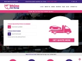 Rhino Car Scrap for Car Recycling   Sell Your Old Car for Cash   Cash for Your Car at Rhino Scrap