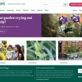 Save up to 25% at Royal Horticultural Society