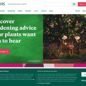 Royal Horticultural Society Student Discount