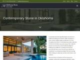Contemporary Stone – Richburg Stone