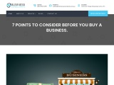 Top 7 Points to Consider before Buy a Business.
