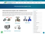 Forbes Marshall Valves Supplier in India