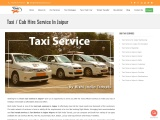 taxi service in Jaipur | taxi in Jaipur