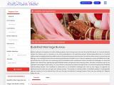 Buddhist Marriage & Matrimonial Website – Rishtamakeronline.com