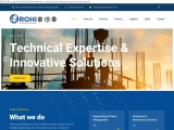 Rohi Investment Ltd. ISO certified EPC contractors