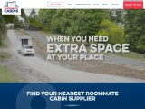 Portable Cabins – Roommate Cabins