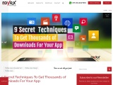 9 Secret Techniques To Get Thousands of Downloads For Your App