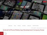 Royex – Mobile App Development Company in Dubai