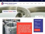 Titanium Grade 2 Wire Supplier