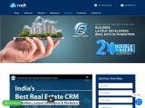 Best Real Estate CRM Software, Sales and Marketing Automation Software, CRM Software for Real Estate