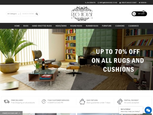 Rugs for Sale NZ | Buy Rugs Online New Zealand | Rug House