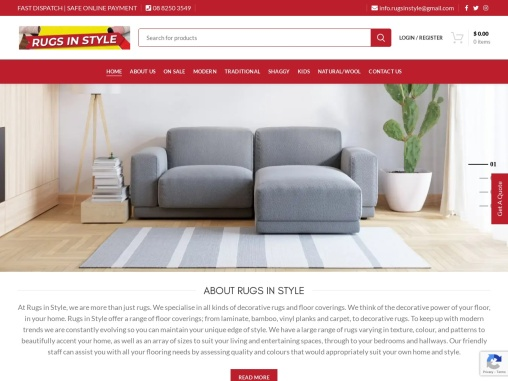 Best Rugs Style In Adelaide | Shop Online For Quality Rugs