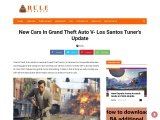 New Cars In Grand Theft Auto V- Los Santos Tuner's Update