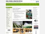 Destination for Irrigation Supplies in Perth – Rural Fencing & Irrigation Supplies