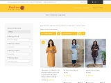 Collection of Long Kurtas for women Online