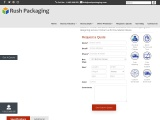 Get Custom Foundation Packaging Boxes at Rush Packaging