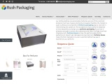 Get Cosmetic Packaging Perfume Boxes at Rush Packaging