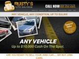 Rusty's Auto Salvage – Sell Junk Car
