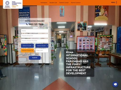 CBSE Schools in Faridabad – Ryan Group