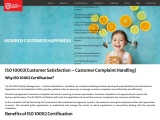 ISO 10002 Certification in UAE – Customer Satisfaction | SAB