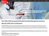ISO 45001 Occupational Health & Safety In South Africa | SAB Certification