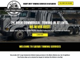 Towing For Large Commercial Vehicles | Heavy Duty Towing For Tractor Trailers