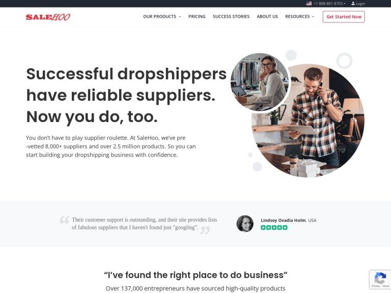 SaleHoo Coupons and Discounts May 2021 screenshot
