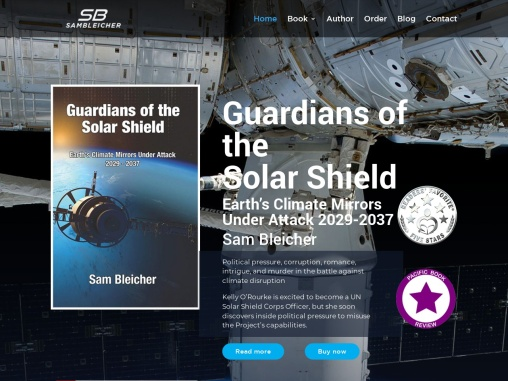 Guardians of the Solar Shield by Sam Bleicher