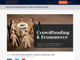 How to Use Crowdfunding to Launch Your Online Store – samitpatel