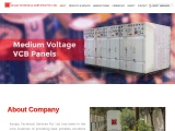 Leading Manufacturer of Electrical Panels in Hyderabad | Sanjay Technicals