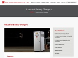 Industrial Battery Chargers Manufacturers Companies in Hyderabad