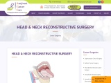 Head And Neck Reconstructive Surgery in Thane, Surgeon in Mumbai, India