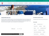 Fully Customized Private Tours in Santorini Greece