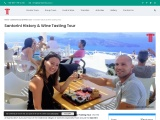 Make Your Bookings Ready for Santorini Wine Tasting Tours