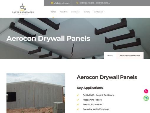 Aerocon Panel in Coimbatore   Rapicon Panel in Coimbatore