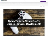 Cocos vs Unity: Which one to choose for game development?