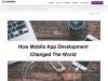 How Mobile App Development Changed the World
