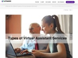 What are the Types of Virtual Assistant Services?