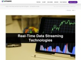 Real-Time Data Streaming Technologies – Complete Guide