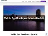 Mobile App Development company Ontario