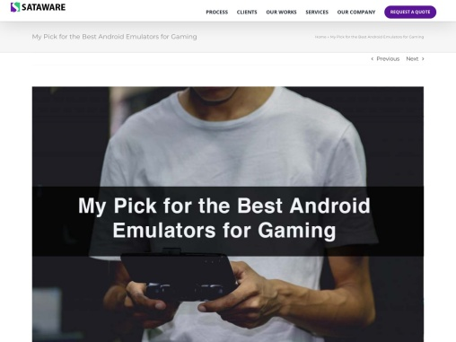My Pick for the Best Android Emulators for Gaming