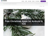 Free Christmas Apps for Android & iOS