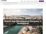 Mobile App Development Company in Switzerland
