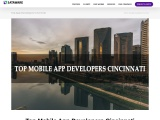 Top Mobile App Developers Cincinnati