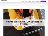 How to Work with TCP Sockets in Python