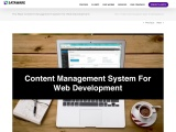 The Best Content Management System for Web Development
