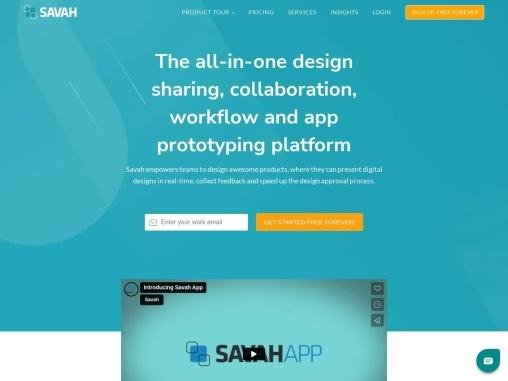 Embracing Remote Design Tools – Savah App