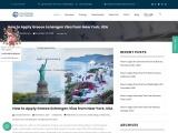 How to Apply Greece Schengen Visa from USA