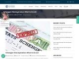 Schengen Visa Expiration: What to Do List
